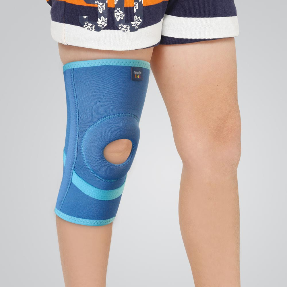 Kids Patella And Ligament Knee Support-DG-102