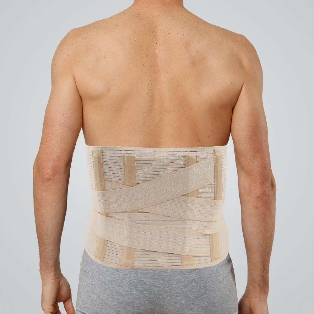 Lumbosacral Corset (32 Cm) With Strap -AO-80