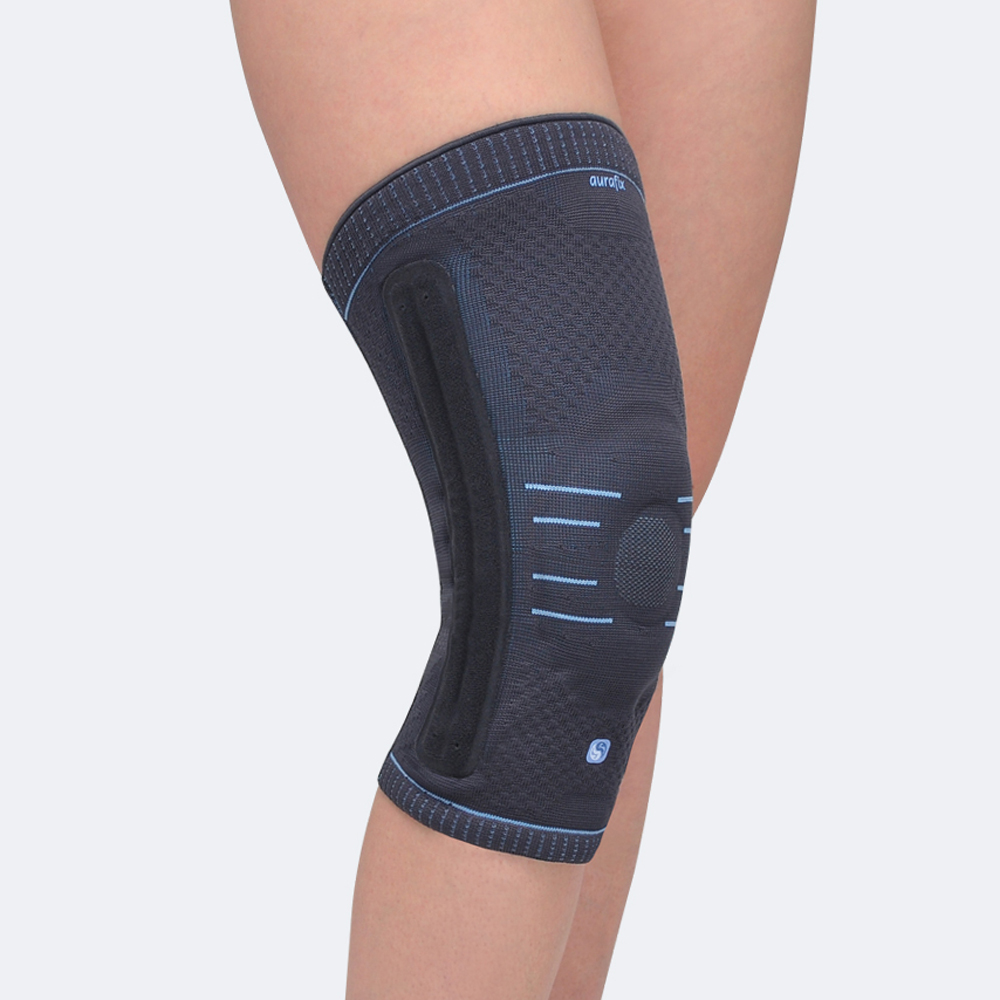 Patella And Ligament Woven Knee Support -114